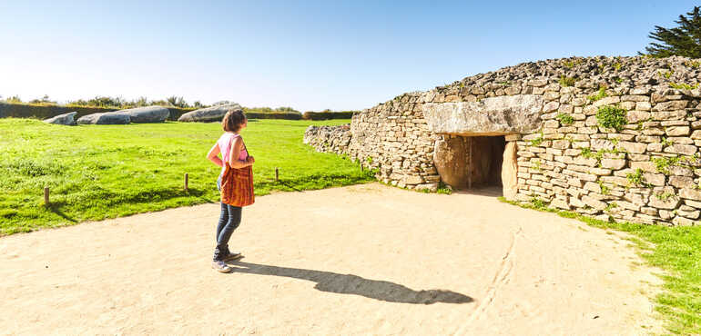 Travel back in time to the land of megaliths