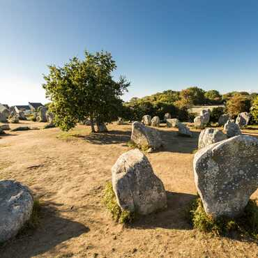 Visit the megaliths in Erdeven